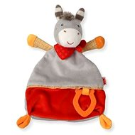 Nuk Happy Farm Decko-pet + Babe Donkey - Toddler Toy