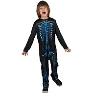 Blue Skeleton, for Boys, Size M