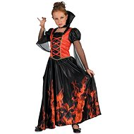Vampire - red - Children's costume