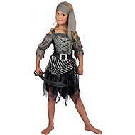Pirate Girl - Gray - Children's costume