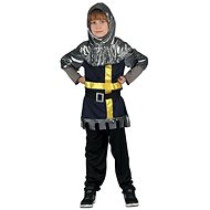 Knight - Black, size M - Children's Costume