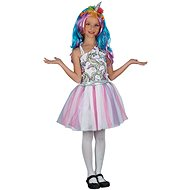 Unicorn Costume Size L - Children's costume