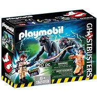 Playmobil 9223 Ghostbusters Venkman and Terror Dogs - Building Kit