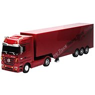 Siva Mercedes-Benz Actros - red