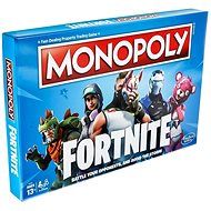 Monopoly Fortnite EN - Board Game