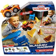 Slammin Racers Stunt Jump - Game set