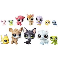 Littlest Pet Shop Big Animal Pack 12 Pieces of Donuts - Game set