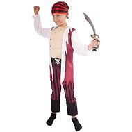 Pirate with Headscarf, Size M - Children's costume