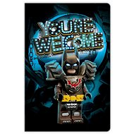 LEGO Movie 2 Batman - Notebook - Notebook