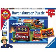 Ravensburger 078264 Fireman Sam Team Rescue