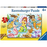 Ravensburger 086849 The Queen of the Ocean - Puzzle