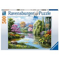 Ravensburger 148271 View of the Laake - Puzzle