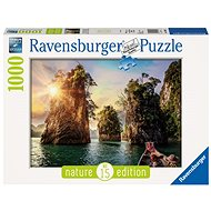 Ravensburger 139682 Three rocks in Cheow, Thailand - Puzzle