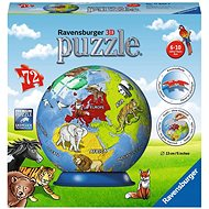 Ravensburger 118403 Painted Earth - Puzzle