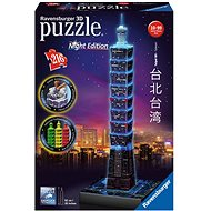 Ravensburger 111497 Taipei (Night Edition) - Puzzle