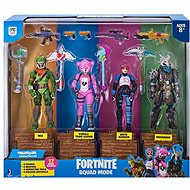 Fortnite -  Squad Mode 4 Figure Pack - Figures