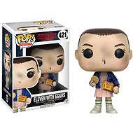 Pop Television: ST - Eleven (Eggos) with CHASE