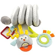 Hanger / Spiral over bed - Baby Rattle