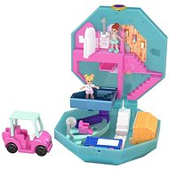 Polly Pocket Pidi the world into Pamper's perfume spa pocket - Doll Accessory