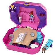 Polly Pocket Pidi World in Your Pocket Tiny Twirlin Music Box - Doll Accessory