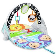 Fisher-Price 2-in-1 Flip and Fun Activity Gym - Stroller Blanket