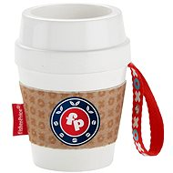 Fisher-Price Baby Teether Coffee Cup - Baby Teether