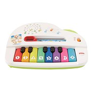 Fisher-Price Musical Piano with Lights, CZ - Interactive Toy
