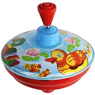 Lena Duck Spinning Top - Children's game