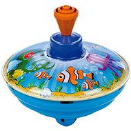 Lena Spinning Top with a Tune - Sea World - Musical Toy