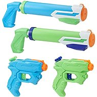 Nerf SuperSoaker Floodtastic 4pcs - Water Gun