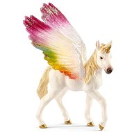 Schleich 70577 Winged Rainbow Unicorn foal - Figure