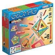 Geomag Confetti 32 - Magnetic Building Set