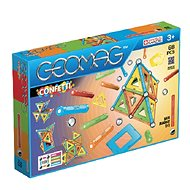 Geomag Confetti 68 - Magnetic Building Set