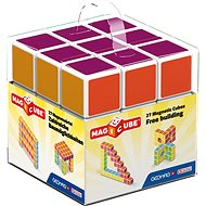 Geomag Magicube Free Building 27 - Magnetic Building Set
