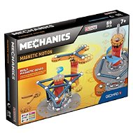 Geomag Mechanics motion 86 - Magnetic Building Set