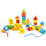 Hape Beads Geometric Shapes - Beads