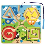 Hape Magic Maze Bears - Educational toy