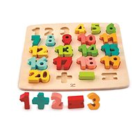 Hape Numbers - Puzzle
