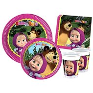 Masha and Bear Party Pack - Game set