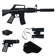 Police Set - Special Units - Toy Gun