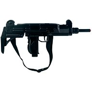 Metallic black 12-gun - Toy Gun