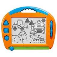 Lena Magnetic Board - Colourful - Board
