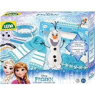 Lena Disney Frozen Ice Kingdom knitting set - Creative Kit