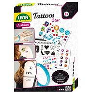 Lena Tattoos Star