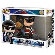 Funko Pop - Captain Marvel - Carol Danvers on Motorbike