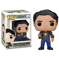 Funko Pop Games: Fallout S2 - Vault Dweller Male - Figurine