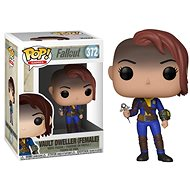 Funko Pop Games: Fallout S2 - Vault Dweller Female - Figurine
