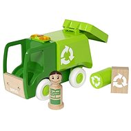 Brio 30278 Garbage man - Toddler Toy