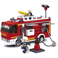 Fire truck dice - Building Kit
