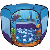 Undersea Tent with Balls - Children's tent